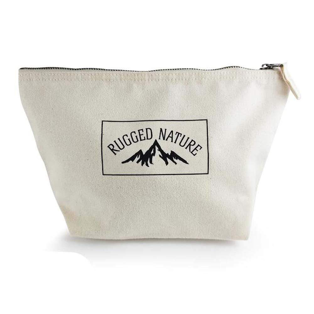 Canvas Wash Bag by Rugged Nature &Keep