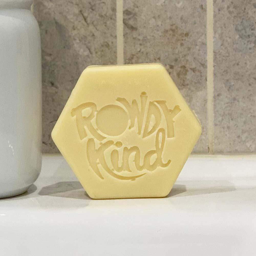 Coco-Nutty Solid Moisturiser Bar for Kids by Rowdy Kind