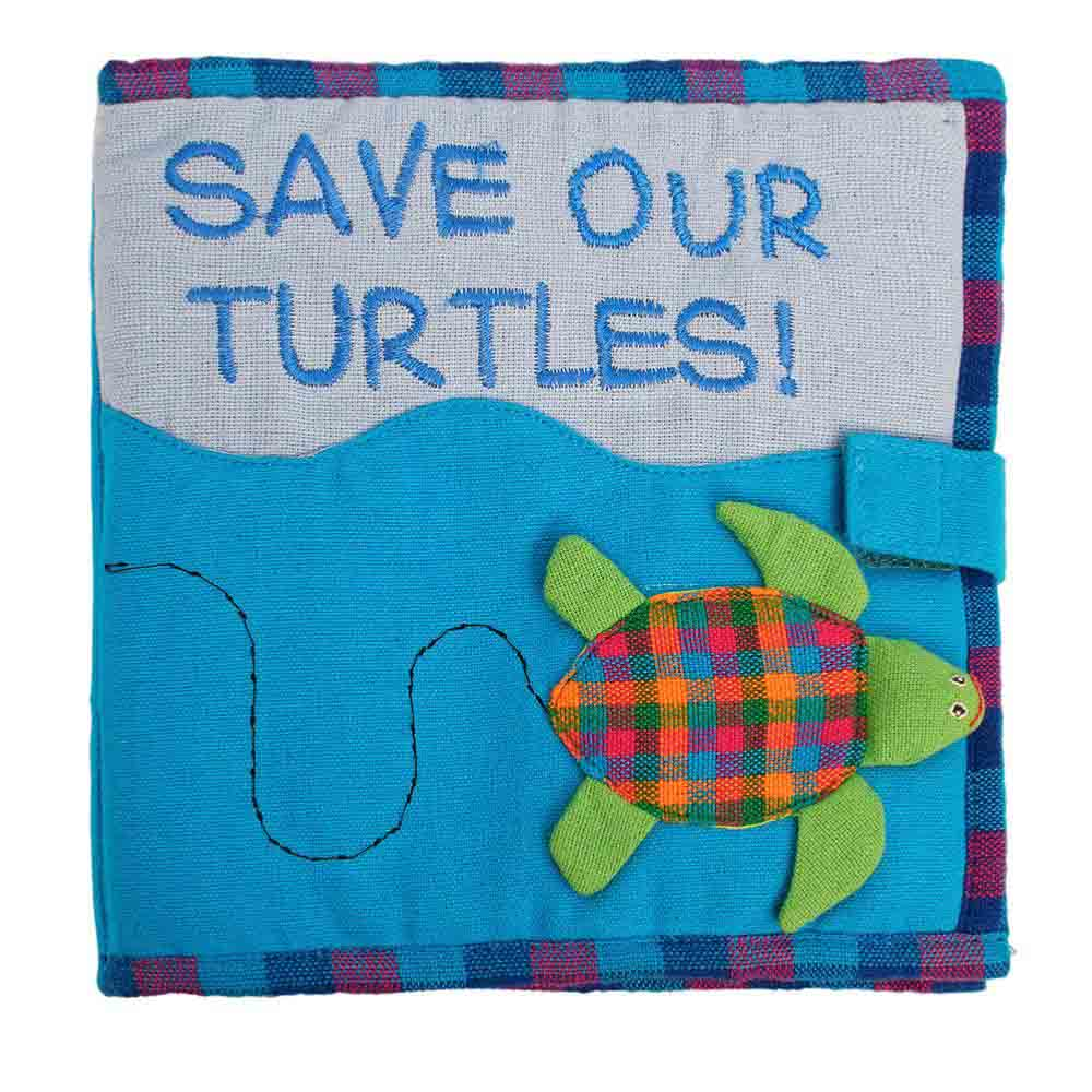 Cotton Playbook - Save Our Turtles Shared Earth &Keep