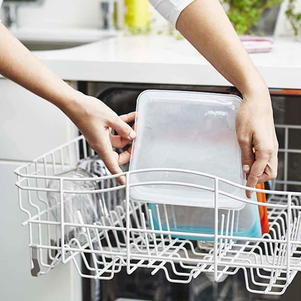 Stasher dishwasher proof &Keep