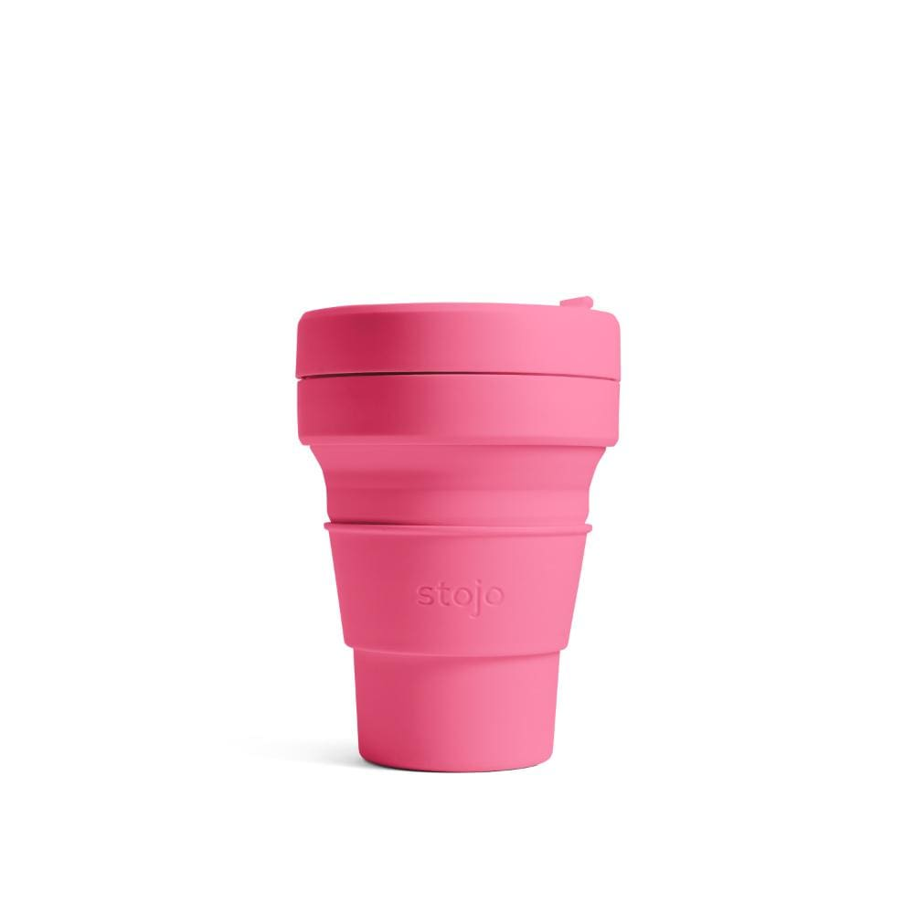 Stojo Stojo Brooklyn Collapsible Coffee Cup 12oz (355ml) - PEONY &Keep