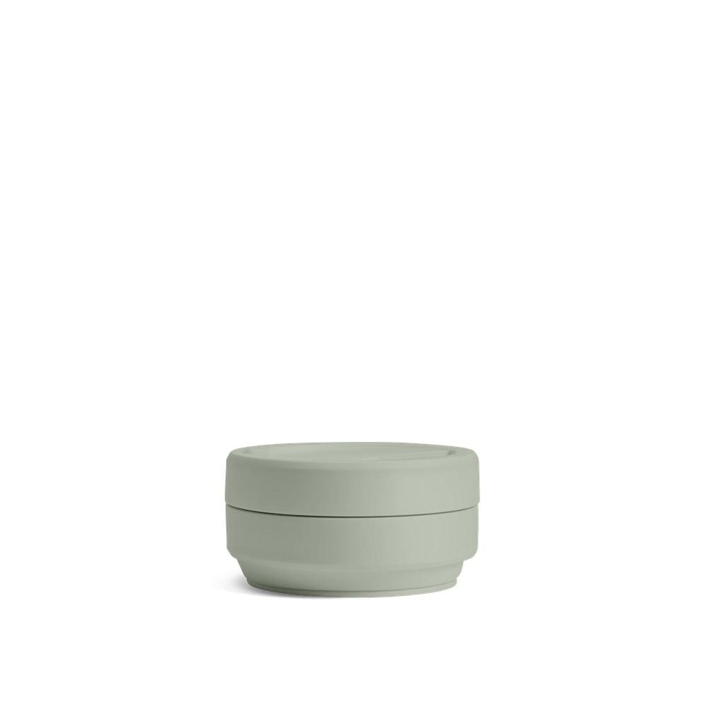 Stojo Stojo Brooklyn Collapsible Coffee Cup 12oz (355ml) - SAGE &Keep