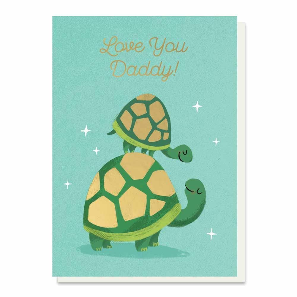 Love You Daddy! Greetings Card Stormy Knight &Keep