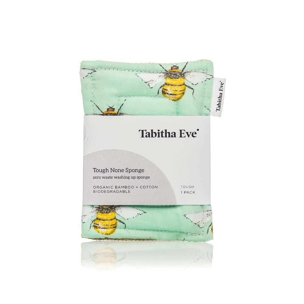Tough None Sponge by Tabitha Eve &Keep Mint Bees