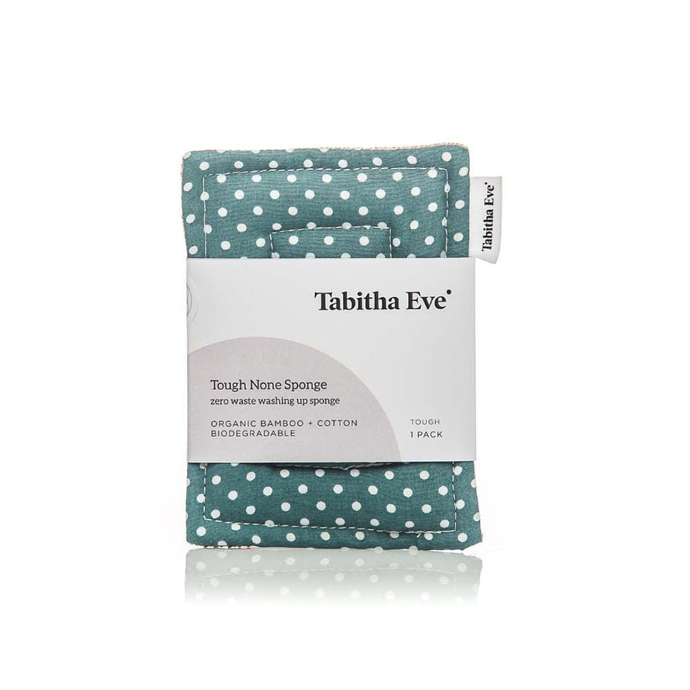 Tough None Sponge by Tabitha Eve &Keep Polka dot