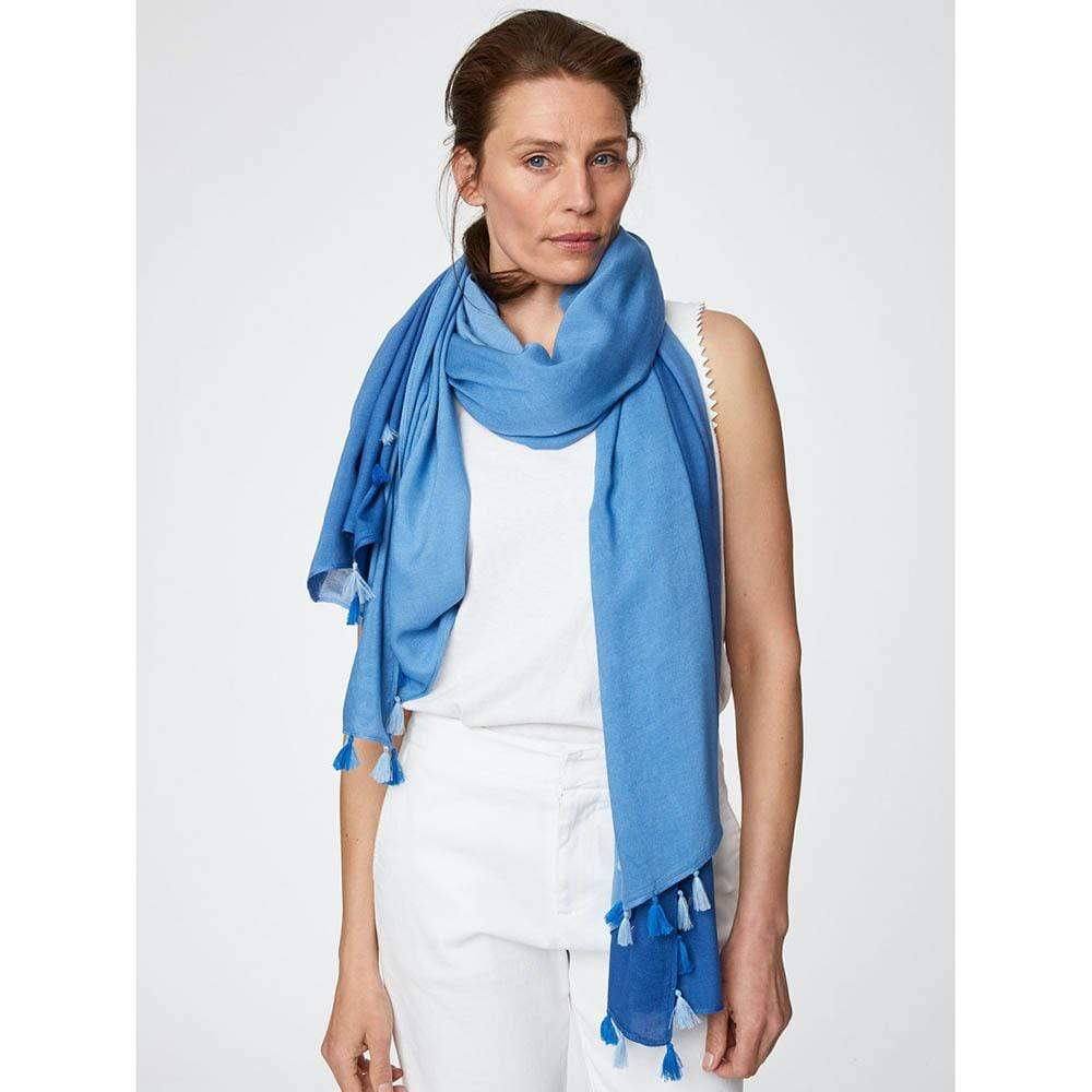 Dip Dye Sarong Scarf by Thought Clothing &Keep