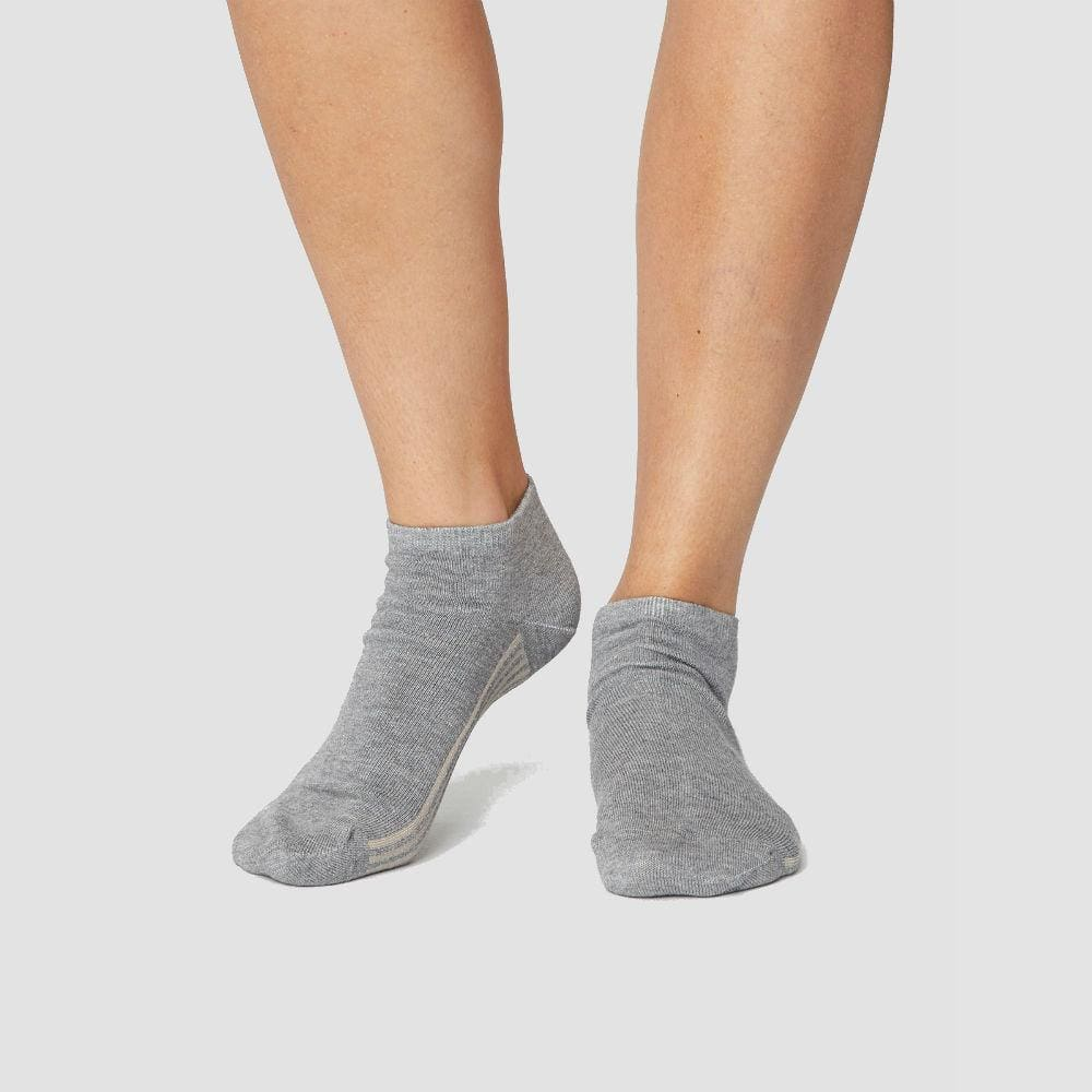 Thought Womens Bamboo Trainer Socks by Thought &Keep