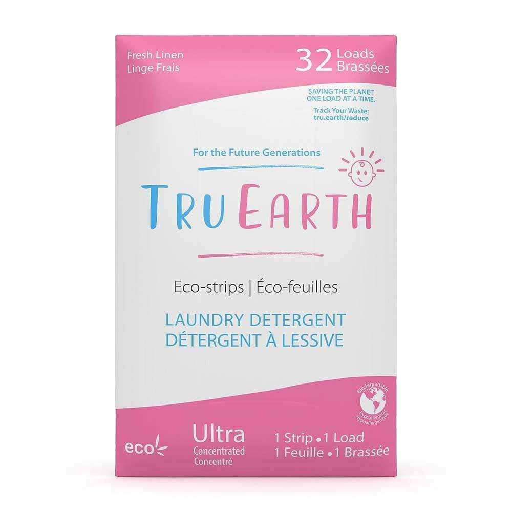 Tru Earth Eco-Strips Laundry Detergent - Baby &Keep