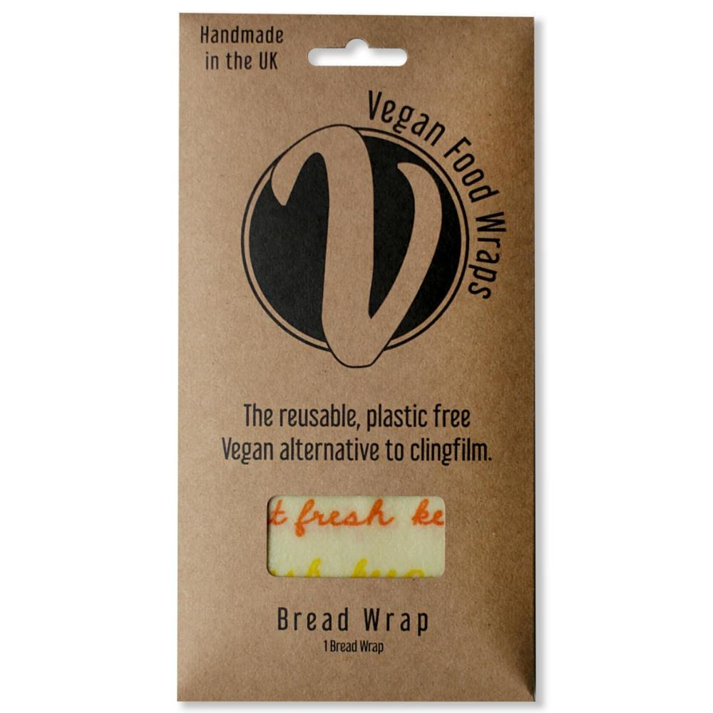 Vegan Food Wraps Vegan Food Wraps - Bread Wrap Pack &Keep