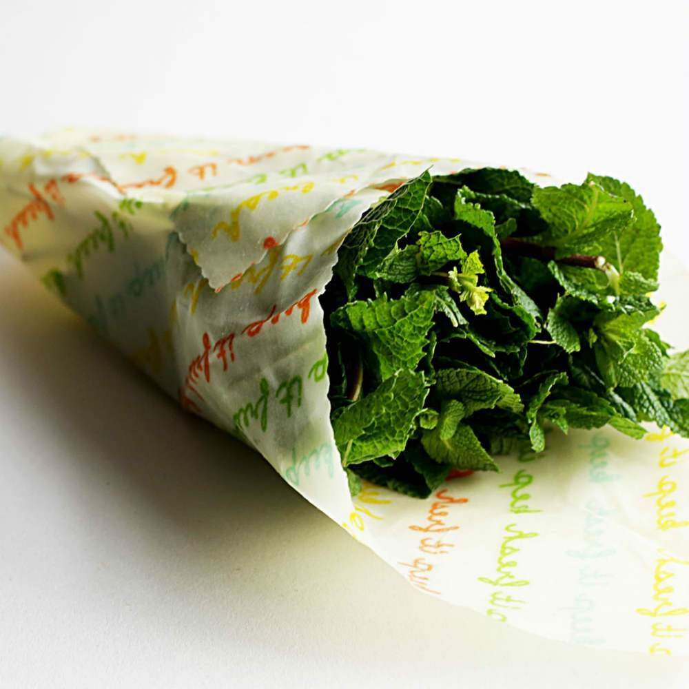 Vegan Food Wraps Vegan Food Wraps - Medium Kitchen Pack &Keep