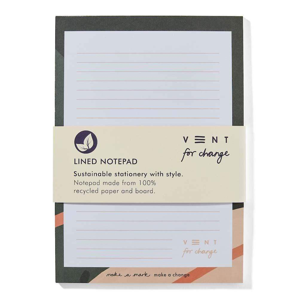 Recycled 'Ideas' Notepad &Keep