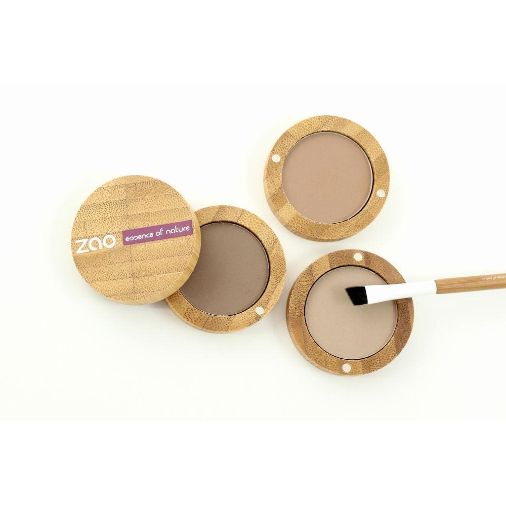 Zao Zao Eyebrow Powder - Brown &Keep