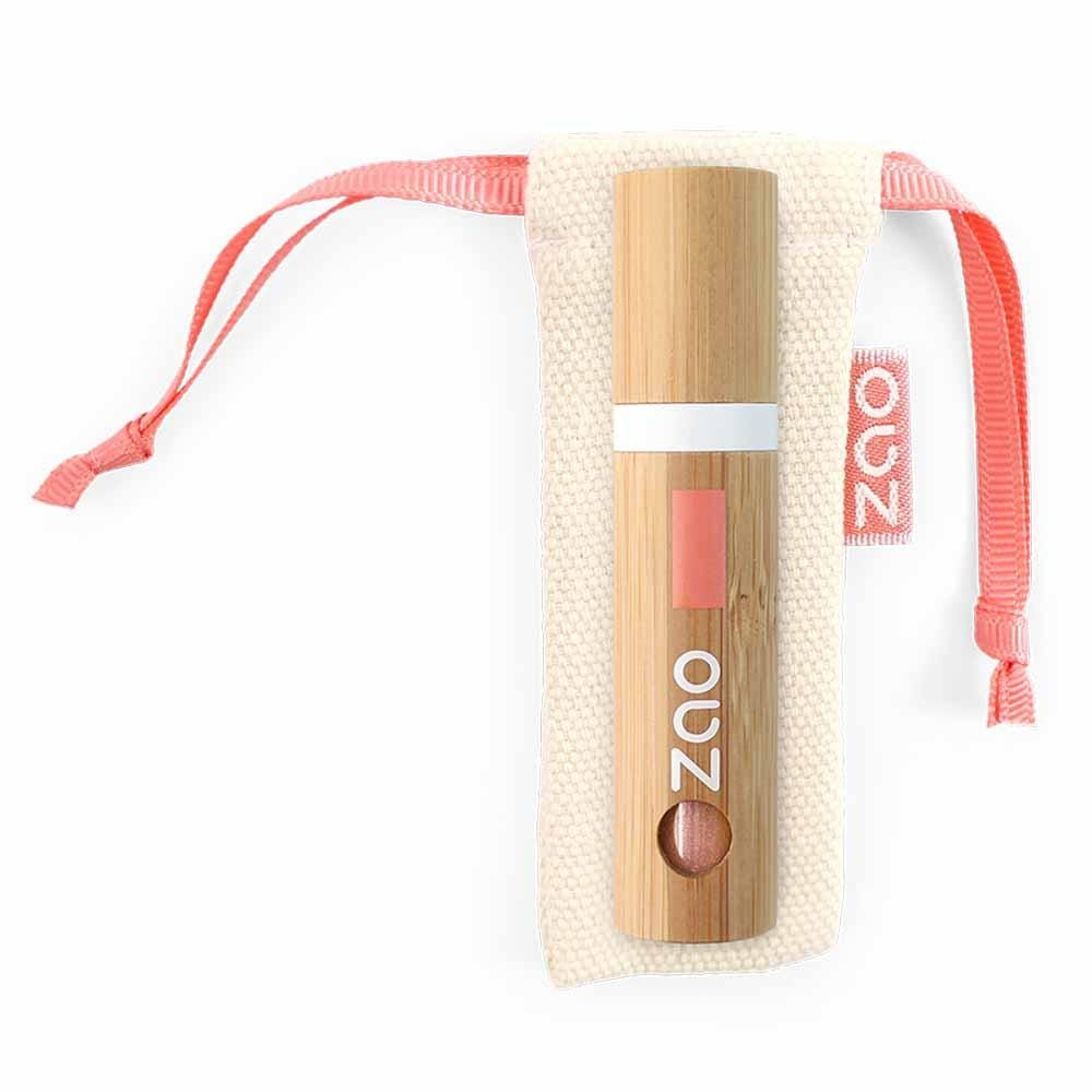 Organic Lip Gloss by Zao - Sun Kiss (016) &Keep