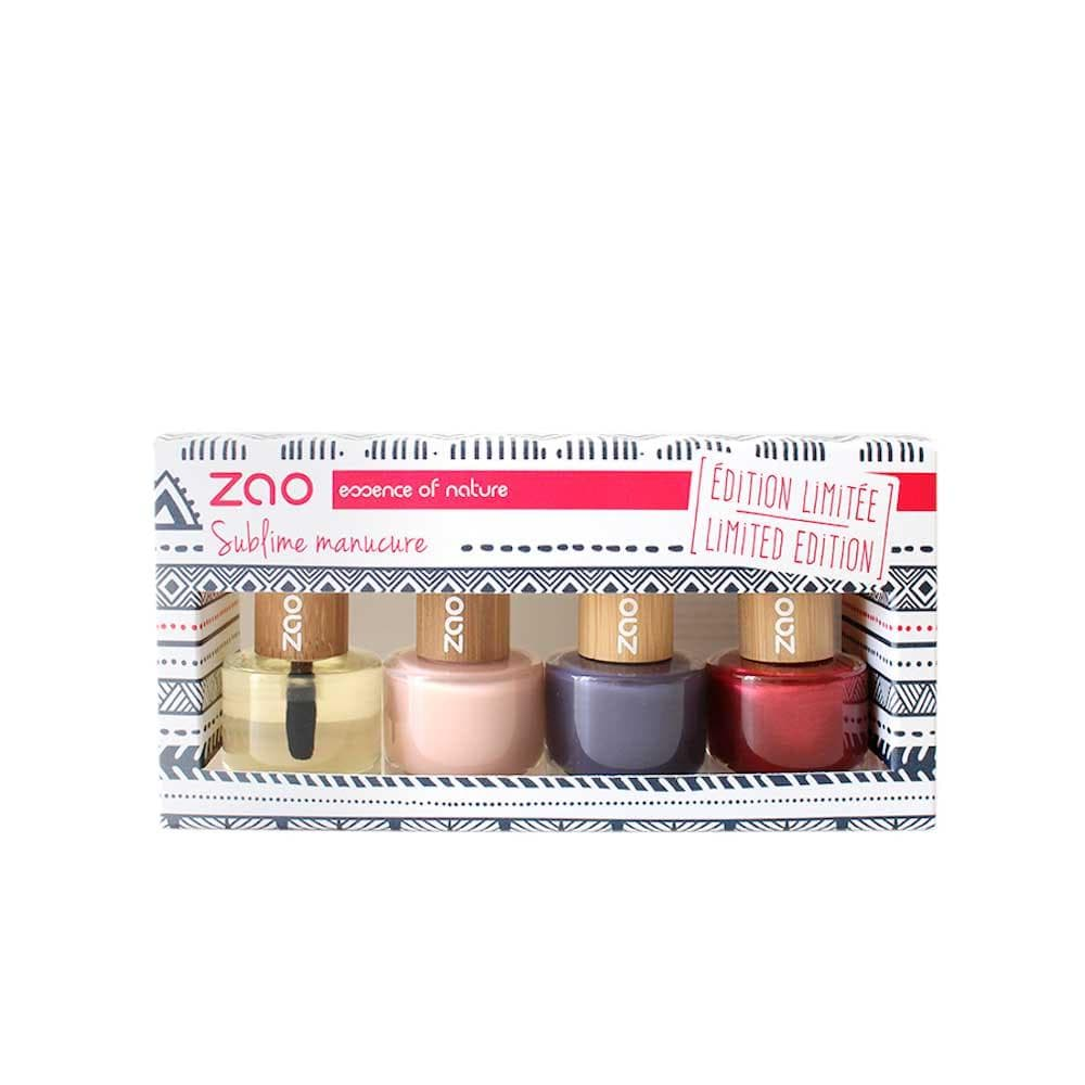 Zao '10 Free' Sublime Manicure Kit &Keep