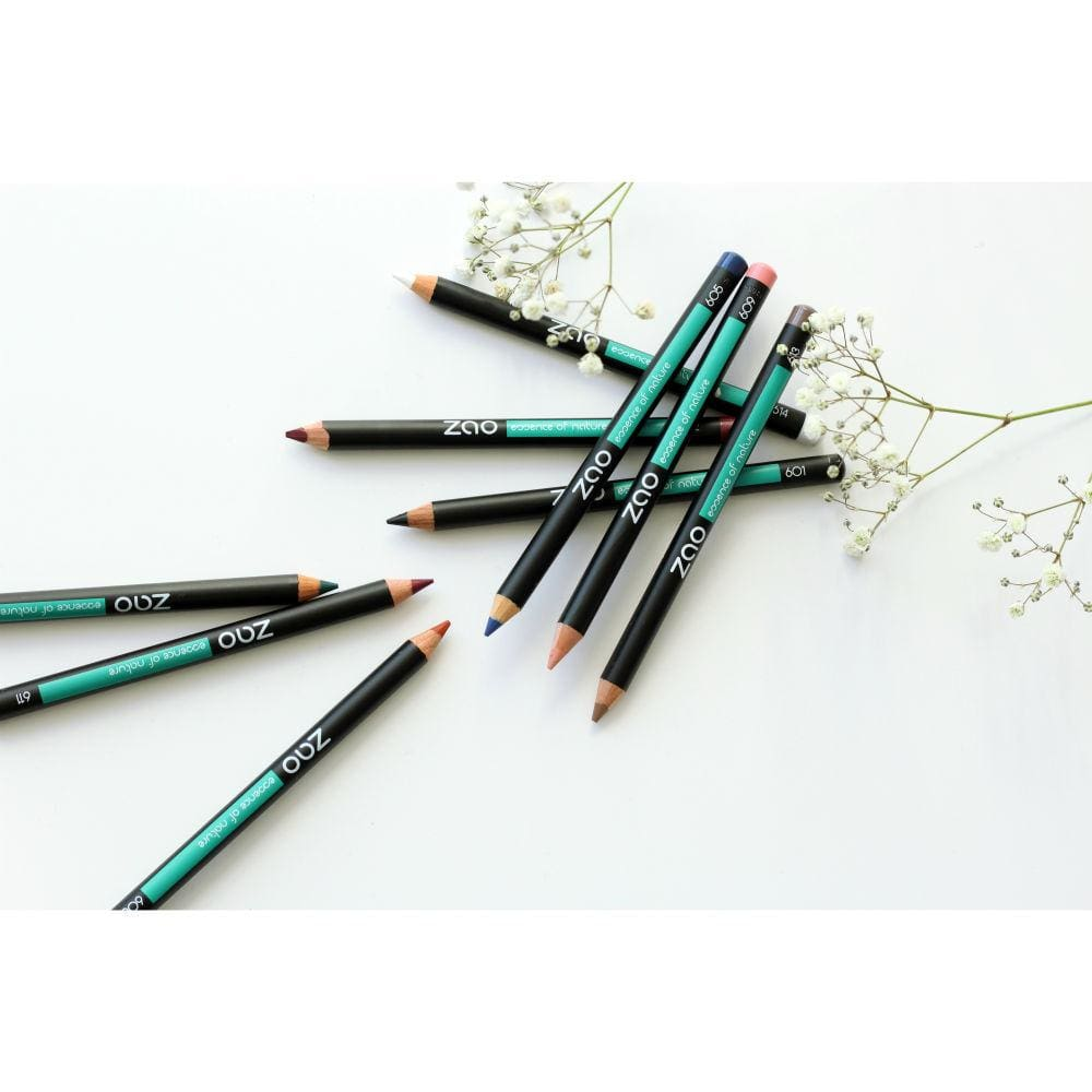 Zao Zao Multifunctional Make-Up Pencils - Various Colours &Keep