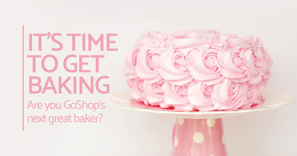 Go Shop's Cake Bake Competition