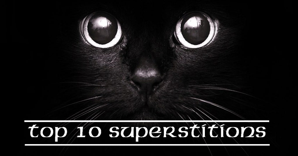 Top 10 Friday 13th Superstitions