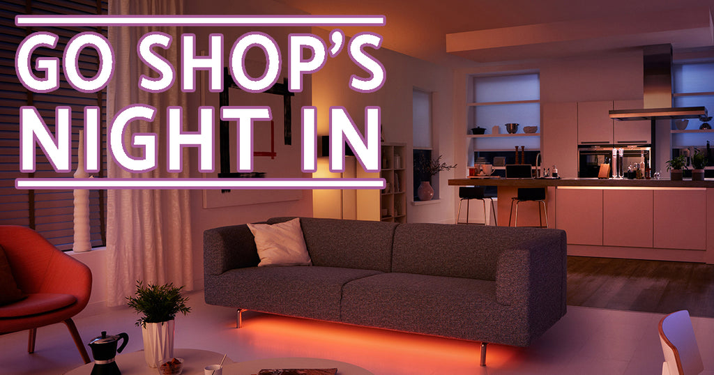 Go Shop's Night In featuring Gourmet Gadgetry