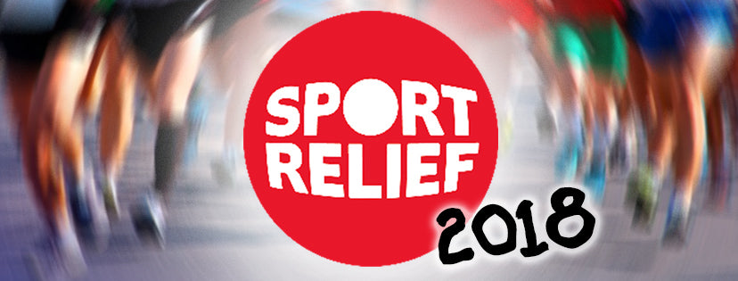 Get involved in Sport Relief!