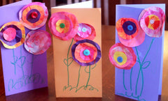 Handmade cards mothers day