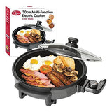 Multi-function Electric Cooking Pan - GoShopDirect