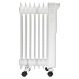 Digital Oil Filled Radiator | Igenix IG1670 | 1500W - GoShopDirect