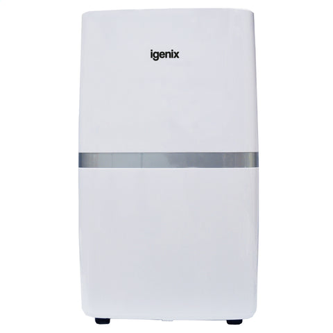 Portable Dehumidifier | Igenix IG9821 | Extracts 20 Litre/Day - GoShopDirect