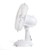 Igenix DF9010 Desk Fan |  2-Speed Fan | 9 Inch - GoShopDirect