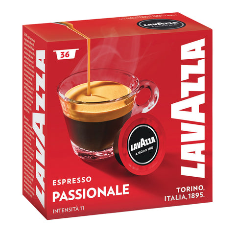 Lavazza Coffee Capsules | Passionale | 36 Pack - GoShopDirect