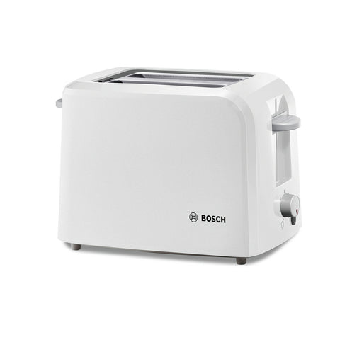 Bosch Toaster | 2-Slice Village Collection Toaster | White - GoShopDirect