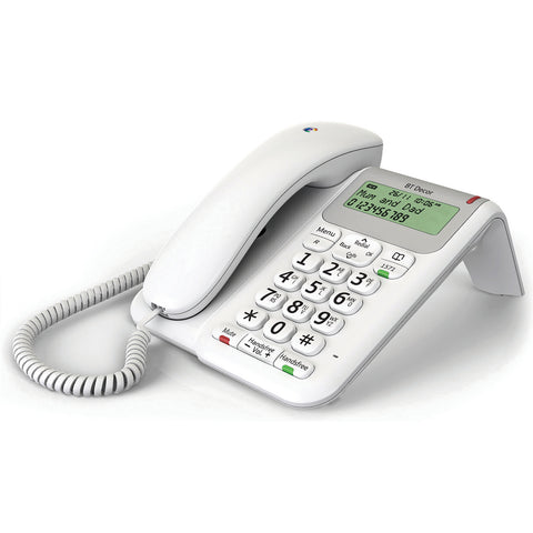 BT Telephone | Corded Telephone | Decor 2200 - GoShopDirect