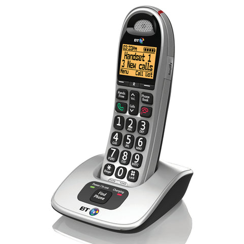 BT Telephone | Nuisance Call Blocker Big Button Phone - GoShopDirect
