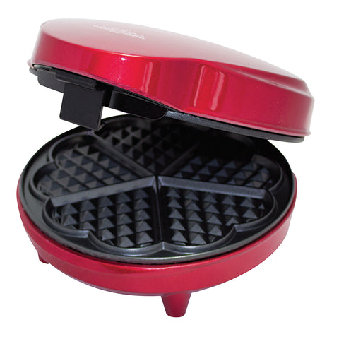 Gourmet Gadgetry Waffle Maker | Retro Diner Waffle Maker - GoShopDirect