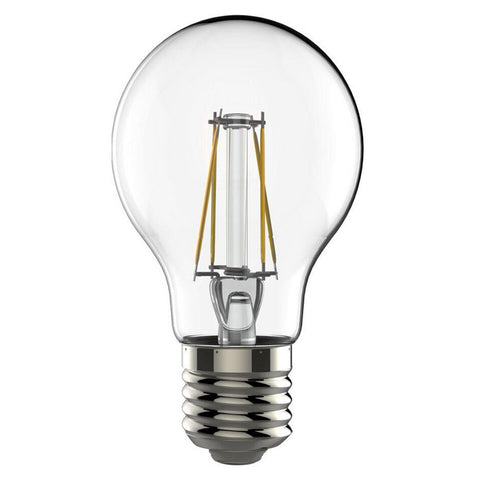 LED Light Bulb | Filament GLS | E27 | 4W | Pack of 3 - GoShopDirect