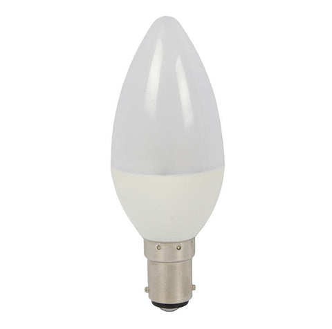 LED Light Bulb | Candle | B15 | 5W | Pack of 5 - GoShopDirect