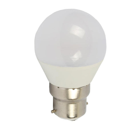 LED Light Bulb | Golf Ball | B22 | 5W - GoShopDirect