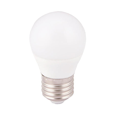 LED Light Bulb | Golf Ball | E27 | 5W | Pack of 5 - GoShopDirect