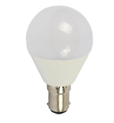 LED Light Bulb | Golf Ball | B15 | 5W | Pack of 5 - GoShopDirect