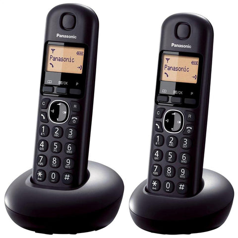 Panasonic Telephone | Digital & Cordless | Twin Pack - GoShopDirect