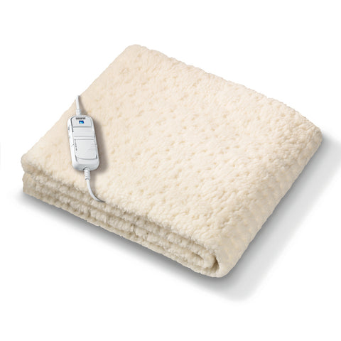 Beurer Heated Mattress Cover | Komfort | Super King Dual - GoShopDirect