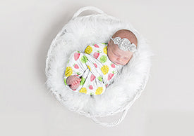 The Difference Between Muslin Fabric Swaddles & Bamboo Fabric Swaddles