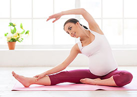 4 Safe Pregnancy Exercises to Try at Home