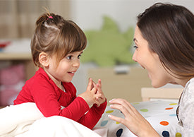 12 Tips to EncourageLanguage Development in Infants & Toddlers