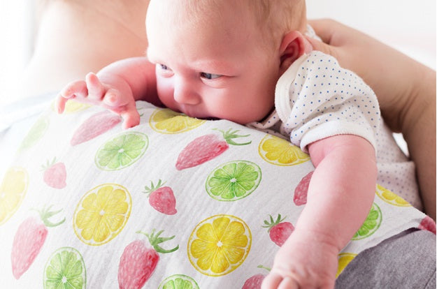 7 Different Uses for your Baby's Muslin Swaddle Blanket