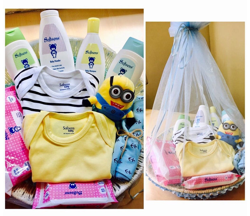 How to Curate the Perfect Baby Shower Gift Set