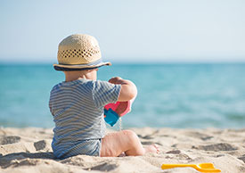 8 Reason your Baby needs Sunscreentoo