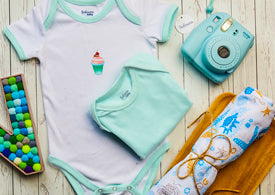A Newborn Baby's Clothing Checklist
