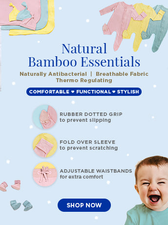 Newborn Bamboo Essentials