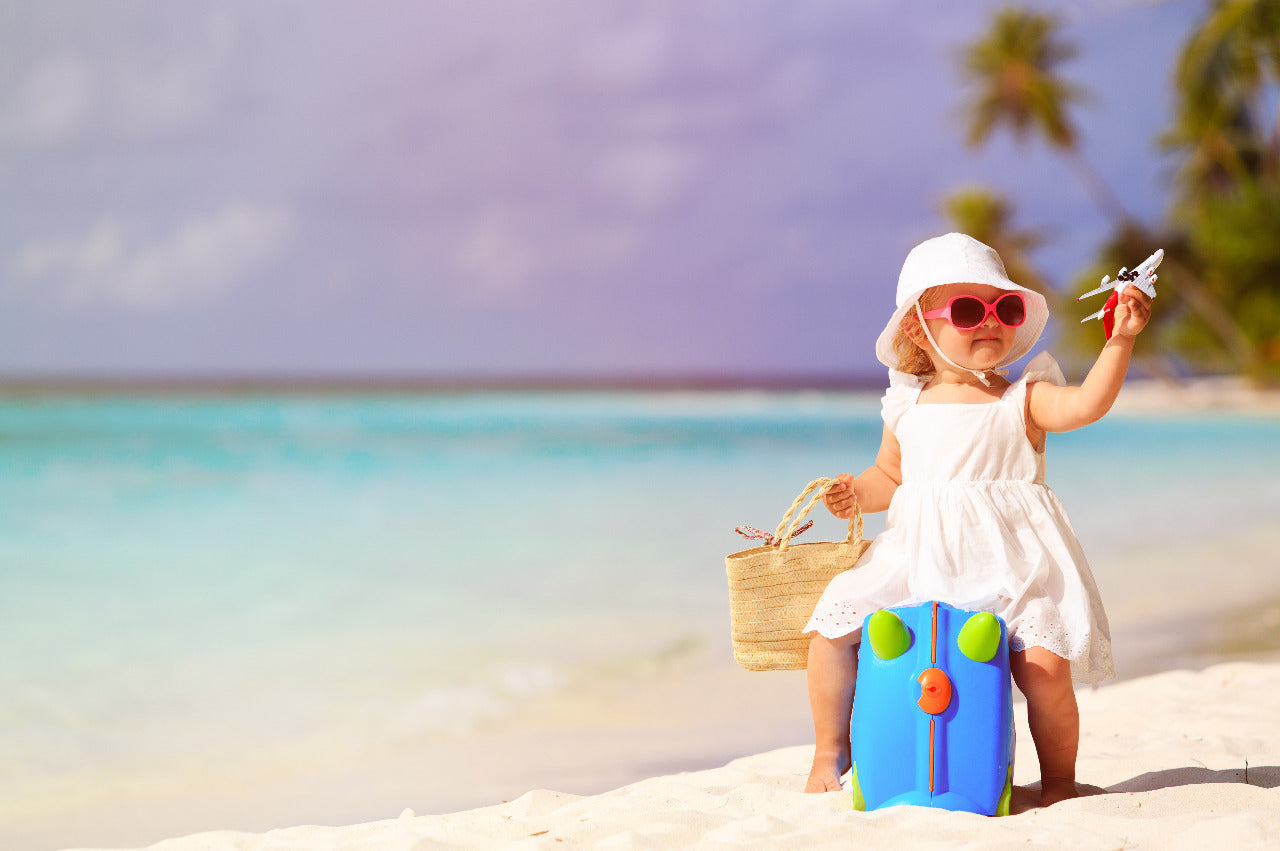7 Summer Care Tips for your Baby