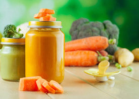 3 Easy-to-make Baby Food Ideas!